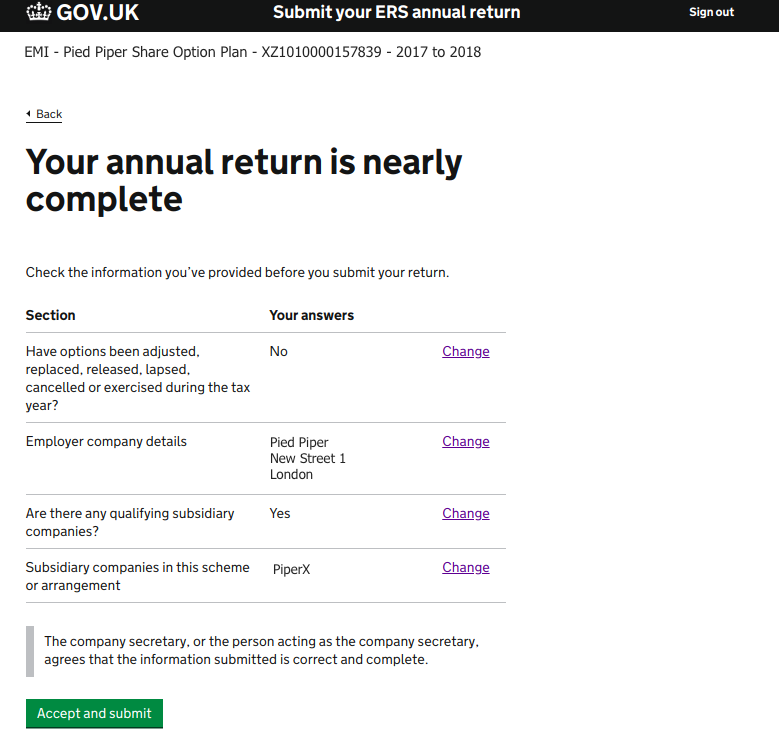 How to File Your Annual Return to HMRC